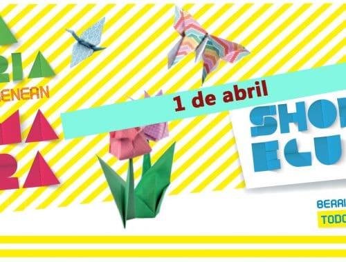 Shopping Eguna 1 de abril Casco Viejo