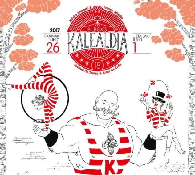 Kalealdia 2017 / Casco Viejo de Bilbao