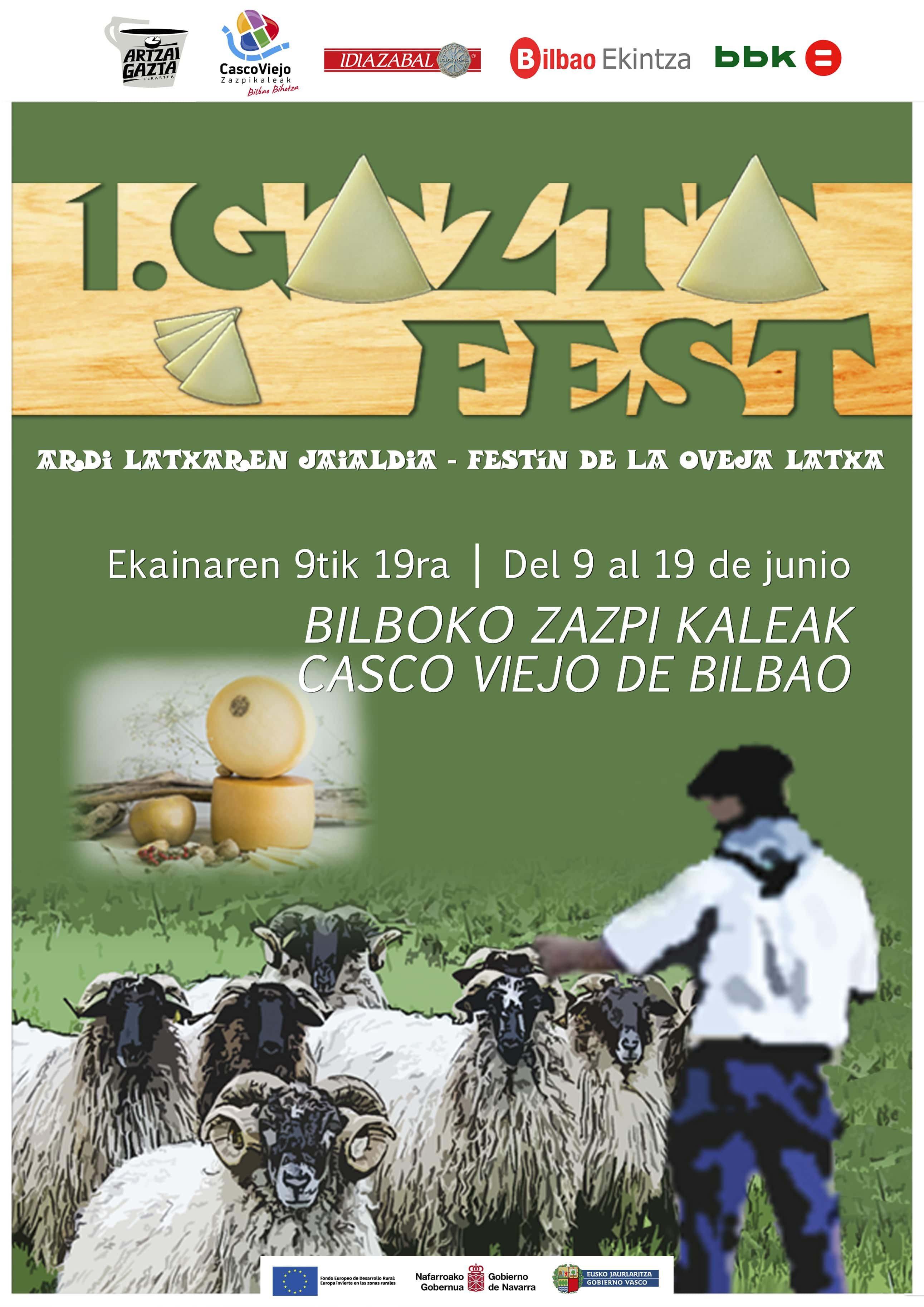 I GAZTA FEST CASCO VIEJO DE BILBAO
