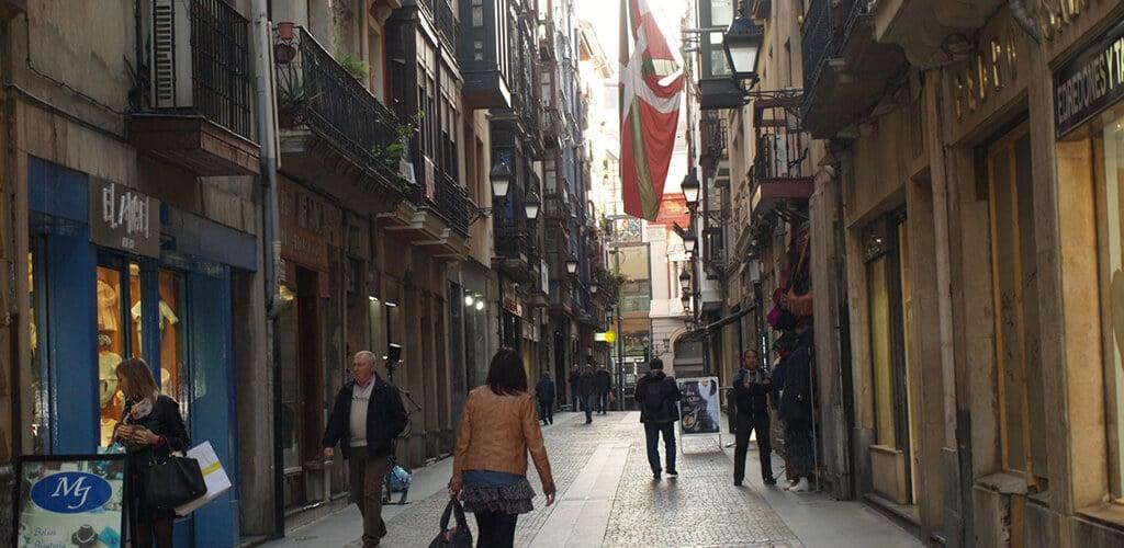 calle Tendería