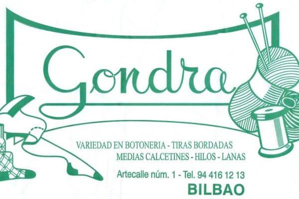 Gondra-Logo