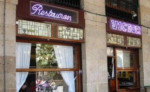 Víctor fachada bar