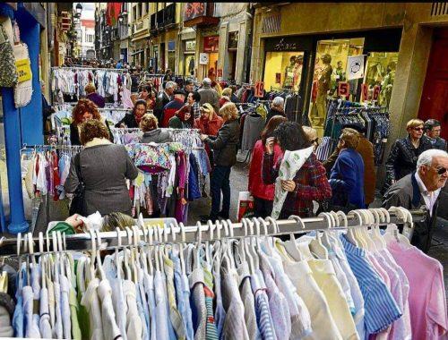 XXX Ganga market Casco Viejo
