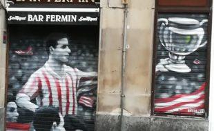Bar Fermín Casco Viejo Bilbao