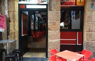 Beltza Taberna Casco Viejo de Bilbao