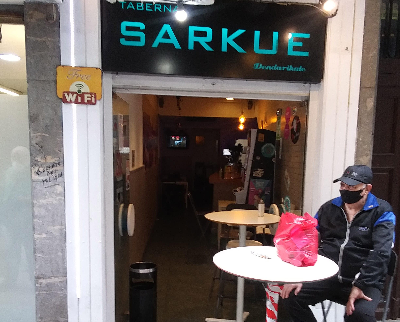 Bar Sarkue Casco Viejo de Bilbao