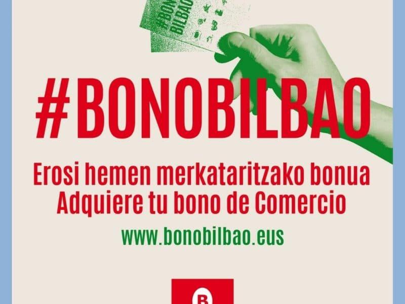 El Bono Bilbao Comercio ya está disposición de los clientes